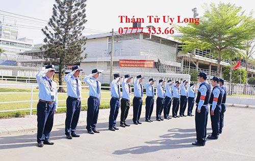 Dịch vụ vệ sĩ, thám tử Uy Long uy tín, chuyên nghiệp