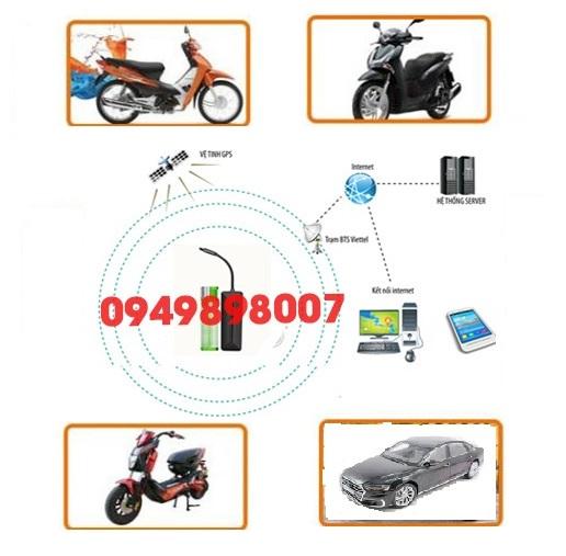 dịch vụ định vị xe máy ô tô