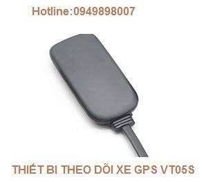 THIẾT BỊ THEO DÕI XE GPS VT05S
